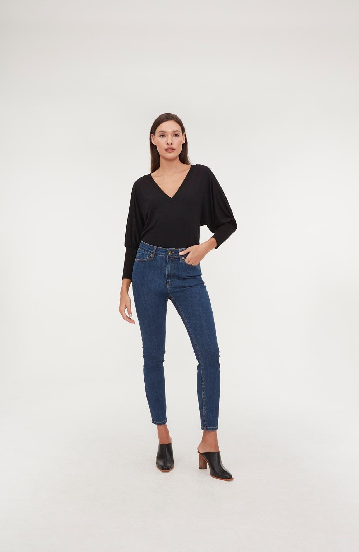 calça skinny basic