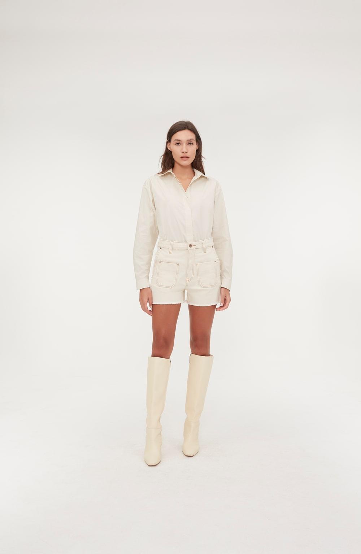 shorts bolso