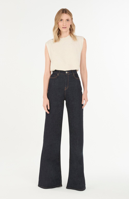 calça manaus basic azul escuro